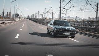БМВ E34 Тест-драйв (Легенды 90х на PRO100Drive)