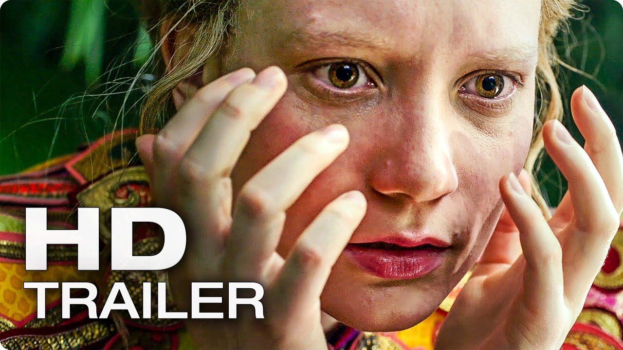 ALICE IM WUNDERLAND 2: Hinter den Spiegeln Trailer German Deutsch (2016)