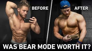 Is Going Bear M๐de Worth It? (Dirty Bulking Science vs My Experience)