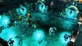 Top 7 games like Dungeon Keeper
