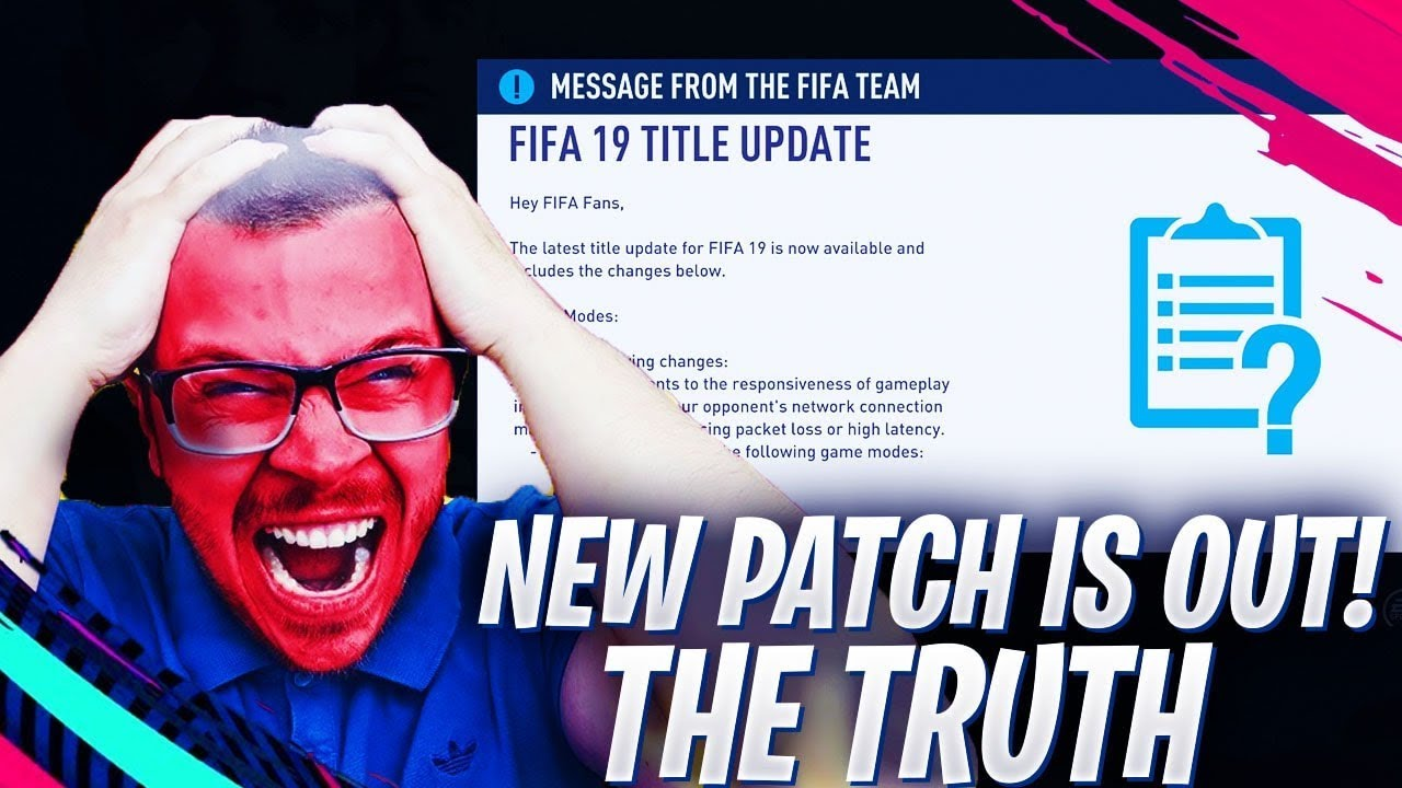 FIFA 19 NEW PATCH (1.07 TITLE UPDATE) - THE SHOCKING TRUTH! IS THE BUTTON DELAY OVER?