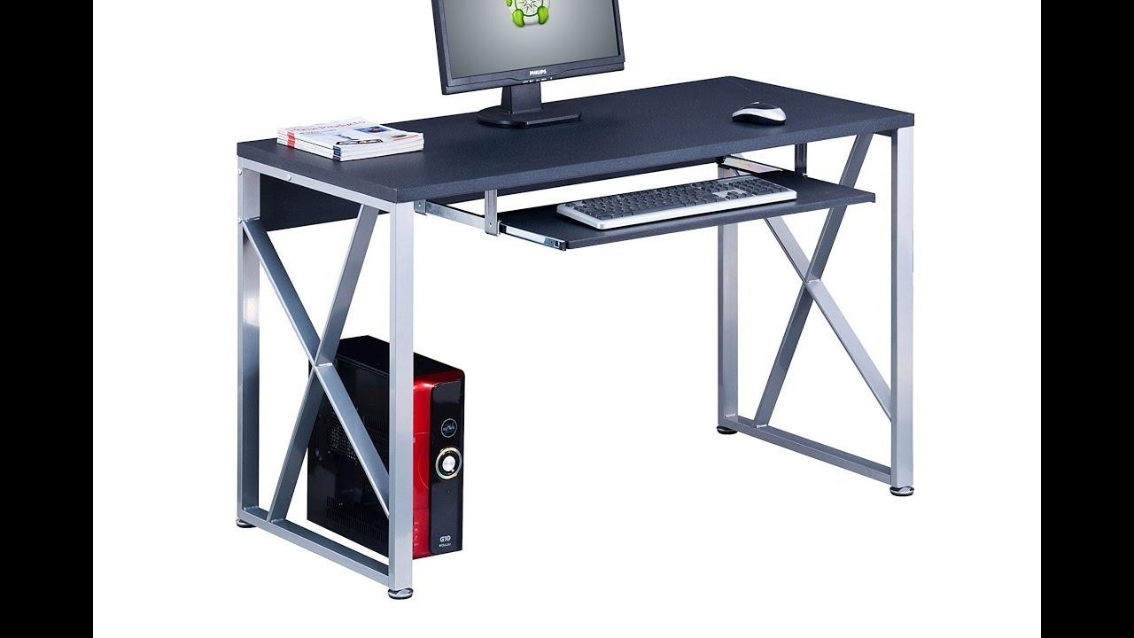 My Genuine Piranha Beluga Compact Computer Desk With Keyboard Shelf Pc13g Review