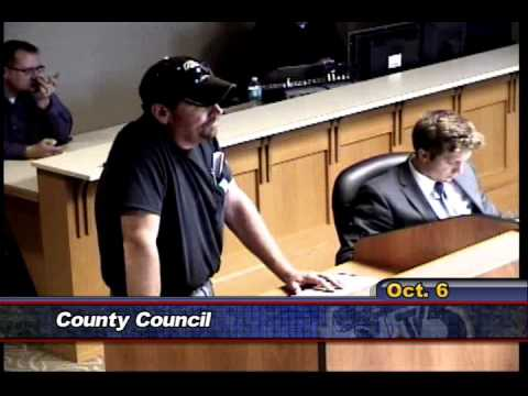 County Council October 6, 2015