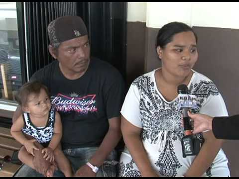 Young mother accusing new hospital of dumping her at GMH