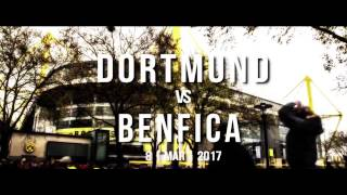 S.L Benfica vs Borussia Dortmund   Promo   UEFA Champions League   Round 16