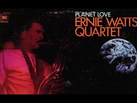 Ernie Watts Quartet -  Wichita Lineman (1969)