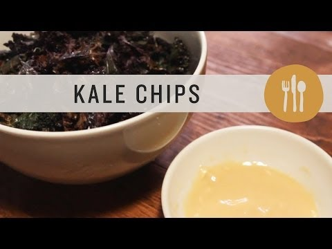 Superfoods - Kale Chips