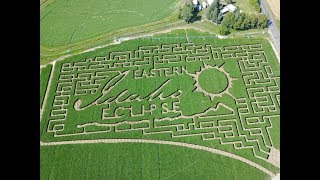 New Sweden Farms Family Fun Corn Maze And Activities!