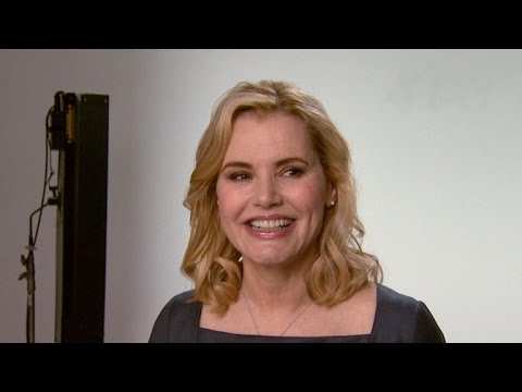 EXCLUSIVE: Geena Davis Dishes On 'Exorcist' Easter Eggs