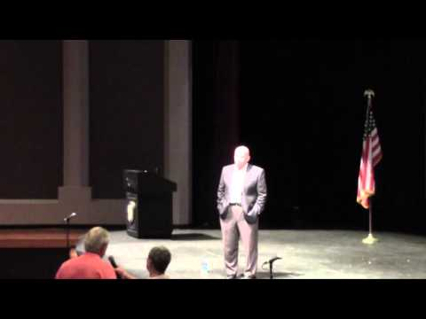 Congressman Kevin Brady's Montgomery County Town Hall -- August 28, 2014