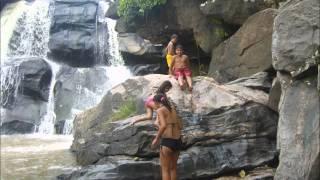 cachoeira paracupeba Redenção-ce