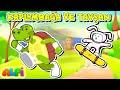 Kaplumbağa ve Tavşan Masalı/Hikayesi Çizgi Film 🐰🐢 Alpi Çocuk Masalları
