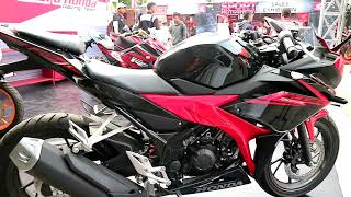 Honda New CBR 150 R 2017 , Victory Black Red colour