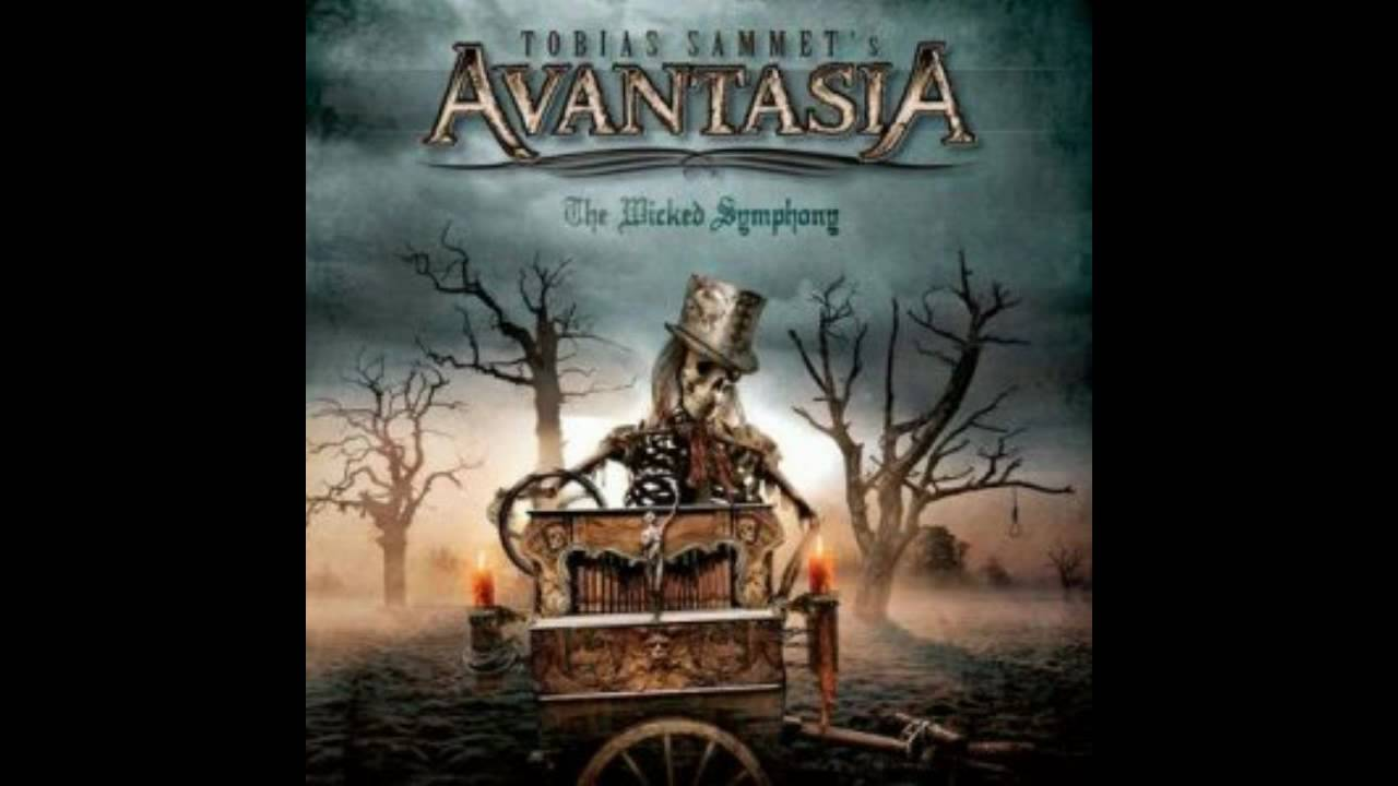 Tobias Sammet's Avantasia - The Metal Opera Part I & II Gold Edition