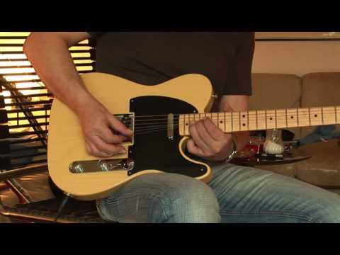 1959 Fender Tweed Vibrolux + Fender Baja Tele Part1