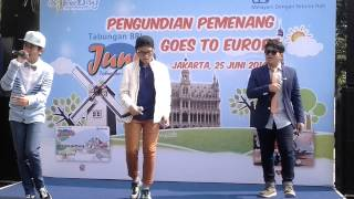 Coboy Junior Live at BRItAma Junio Goes To Europe