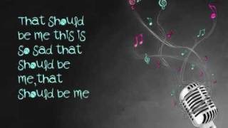Justin Bieber-That should be me[HQ+Lyrics]