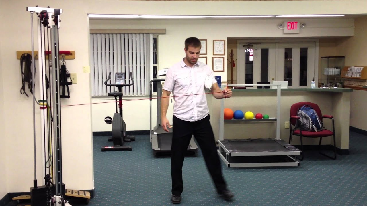 isometric exercises for shoulder pain