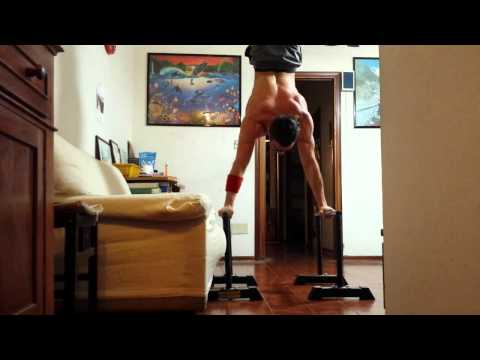 15 handstand push up full rom