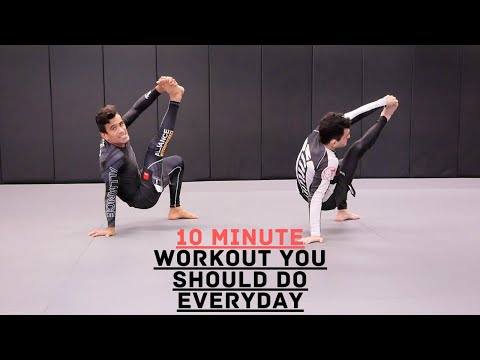 10 Minute Capoeira Workout You Should Do EVERYDAY