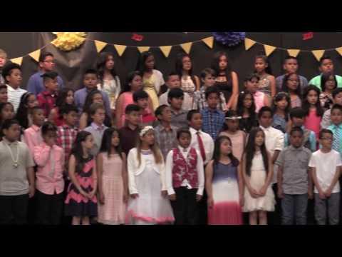 Bayyari Elementary   5th Grade Celebration