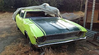 Download Parents Reaction to Son Restoring Their 45 Year Old Ford XA Superbird Mp3 and Videos