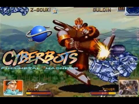 cyberbots full metal madness