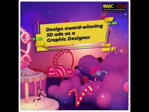 Discover The World Of Graphic Designing At MAAC
