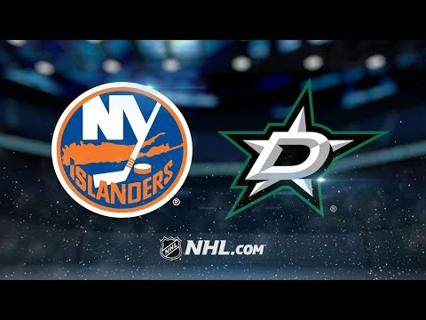 Strome powers Isles in 5-4 comeback win against Stars