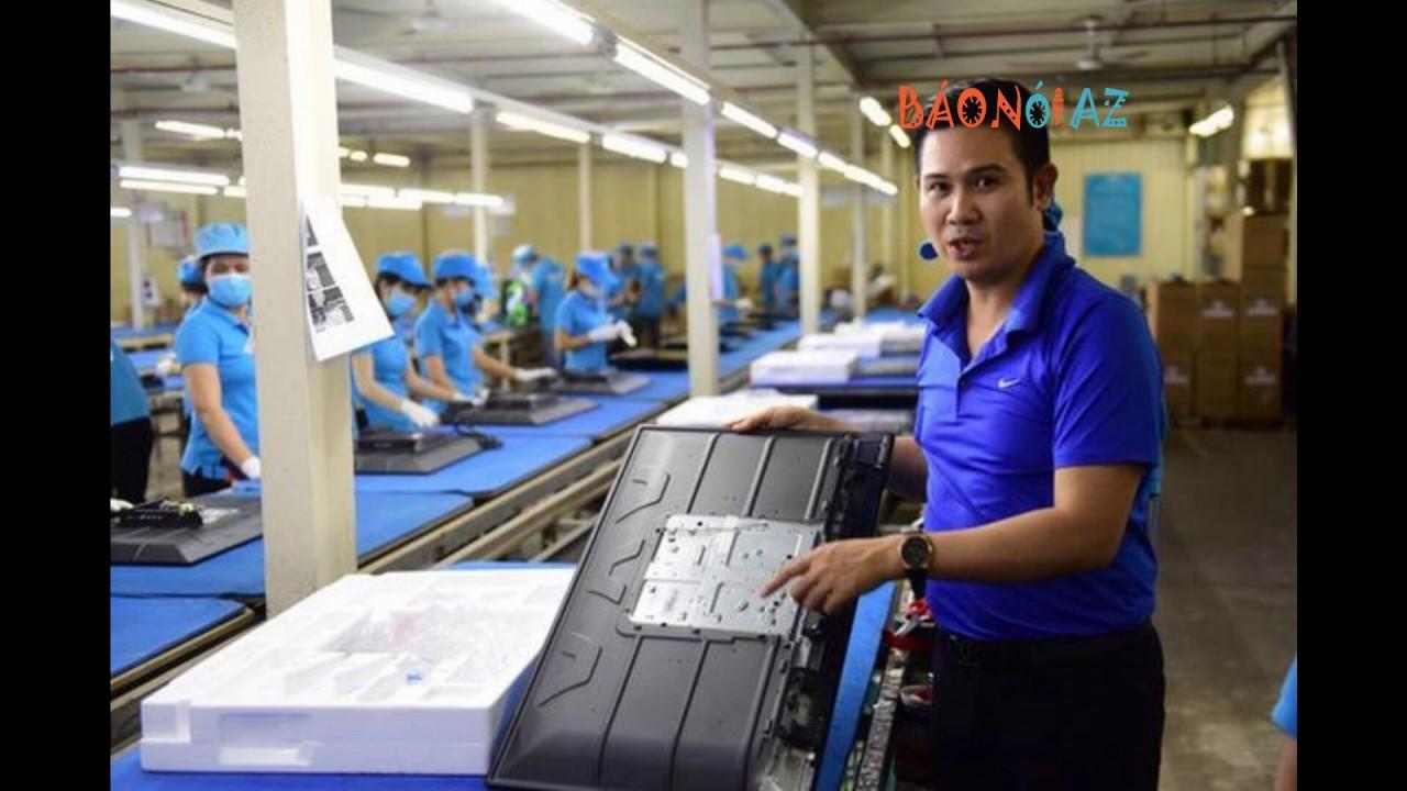 Ông Phạm Văn Tam Asanzo lên tiếng: 70-80% phần cứng sản phẩm tivi nhập từ nước ngoài