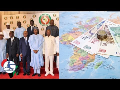 West African States Adopt New Single Currency Called the ECO
