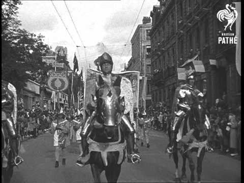 Tribute To St Joan Of Arc AKA Tribute To St Joan Of Arc - Rouen (1956)