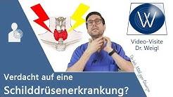 Schilddrüsenerkrankung: Von Schilddrüsenunterfunktion wie Hashimoto bis Morbus Basedow & Struma