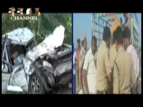 Prakasam District Road Accident