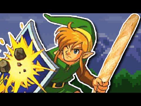 Garlic Bread Blade │ Zelda: Link to the Past RANDOMIZED #11