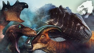 IT'S HERE! - The NEW Giga, Parasaur, Trike, Entire Life Cycles & JURASSIC RAPTOR - The Isle Update