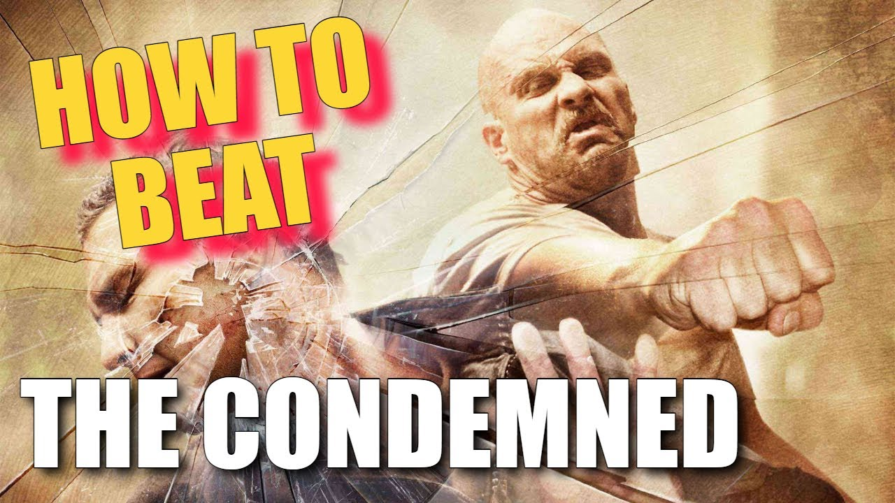 """How to Beat the PRISONER DEATH GAME in """"THE CONDEMNED"""" (2007)"""