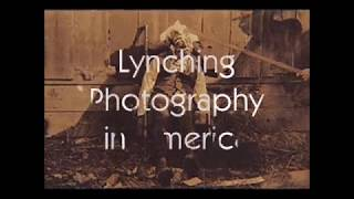 Pt 1- Without Sanctuary Lynchings in America (exact images in book)