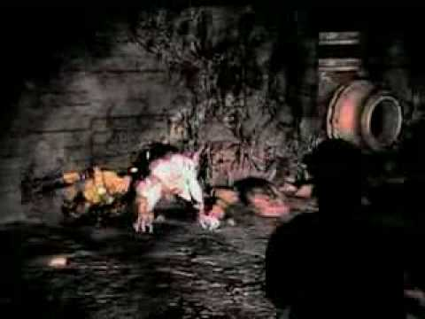 I Am Legend Video Game I Am Legend The Video ...