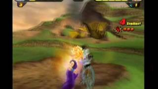 DBZ BT2 Mecha Frieza (me) vs Teen Gohan (GameZockerXXL)