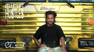 Making $90K/Yr From a Renovated Prison Bus | Side Hustles