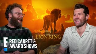 "Baixar Seth Rogen & Billy Eichner To Meet Royals at ""Lion King"" U.K. Premiere 