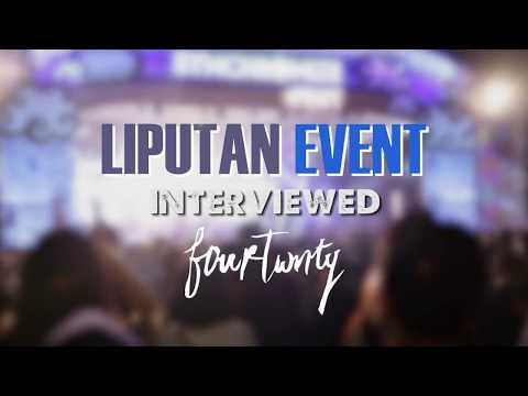 LIPUTAN EVENT interviewed FOURTWNTY at SYNCHRONIZE FESTIVAL 2017
