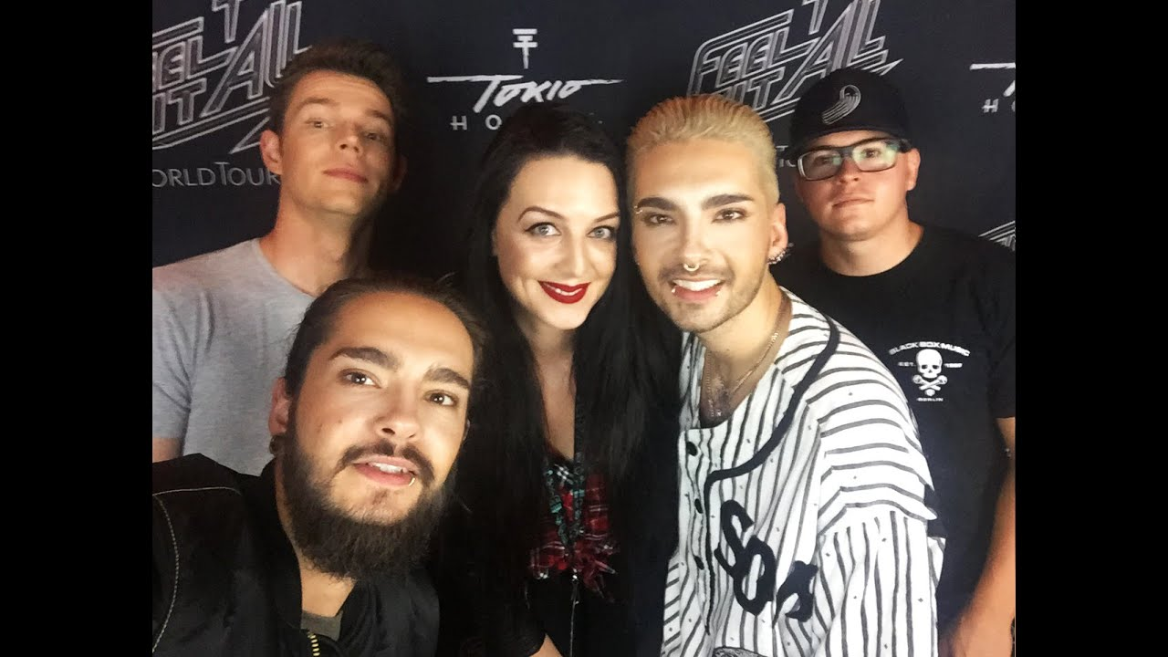 Tokio Hotel Feel Part 2
