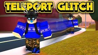 NEW TELEPORTATION GLITCH! (ROBLOX Jailbreak)
