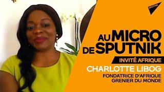 Pour sécuriser la production alimentaire en Afrique, «il faut se donner les moyens de consommer ce que l'on produit», selon la fondatrice d'Afrique Grenier du ...
