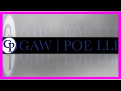 Breaking News | Gaw | Poe LLP Attorney Mark Poe Wins Two Different $10+ Million Appeals On The Same