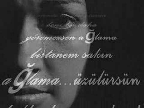 Ağlama Birtanem-( ASu ) Ben Seslendiriyorum Bu Şiiri Bu Defa