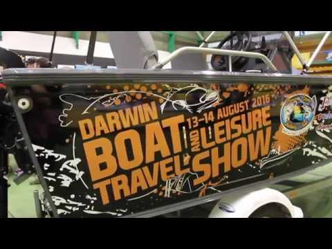 2016 Darwin Boat Travel and Leisure Show