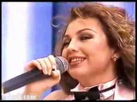 Thalia no Programa Ana Maria Braga 1997 Parte 1